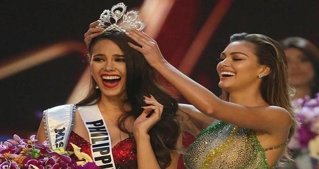 La filipina Catriona Gray se corona como Miss Universo 2018