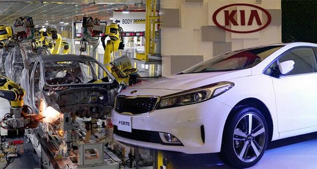México ya no producirá el KIA Forte hatchback se va a Corea del Sur