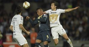 Pumas salva el empate en casa con América en semis de Liguilla MX