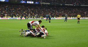 River Plate campeón de la Copa Libertadores