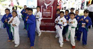 Primer torneo de Taekwondo juvenil es organizado por Comuna