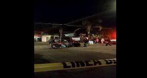Repartidor de Uber Eats choca contra ruta 41 en El Vergel y muere