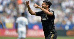 Los Ángeles Galaxy nombra a Vela el jugador más valioso