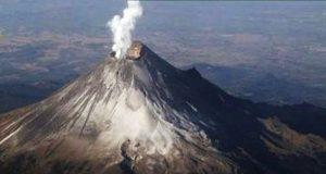 En 24 horas, Popocatépetl presenta 89 exhalaciones y dos sismos