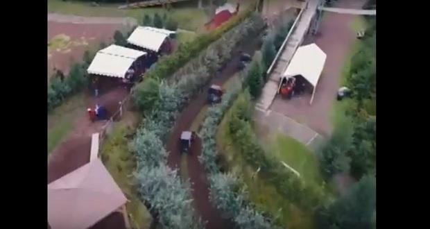 Por herida craneoencefálica, muere niño accidentado en Volcanic Park