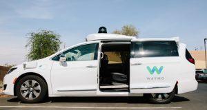 Waymo, de Google, ofrece servicio de taxi en vehículos autónomos