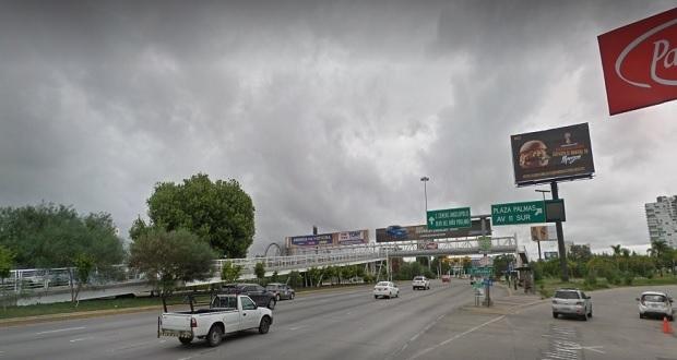 Estudiantes denuncian robos en puentes de Angelópolis