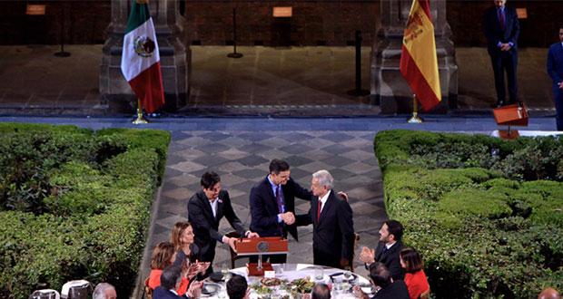 Presidentes de México y España llaman a diálogo en Venezuela