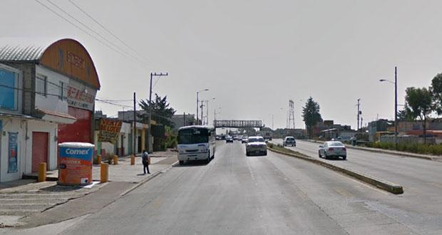 Abren la Puebla-Tehuacán sin llegar a acuerdo con Comuna de Amozoc
