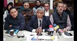 Acoem respalda aspiración de Armenta para gubernatura de Puebla
