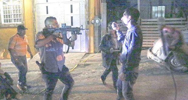 Agentes de FGE en Guerrero amenazan a reporteros en Chilpancingo
