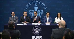 BUAP y ASE colaboran para analizar calidad de obras públicas