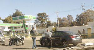 Balean a abogado dentro de auto en San Martín Texmelucan, reportan