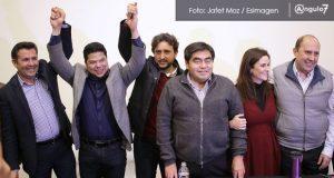 Barbosa alinea a Biestro y JJ: ningún diputado será gobernador interino