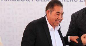 Bernardo Mario de la Rosa Romero, presidente municipal de Amozoc