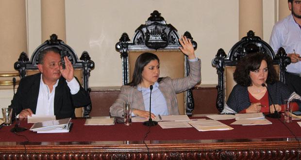 Cabildo poblano modifica convocatoria de juntas auxiliares por orden del TEEP