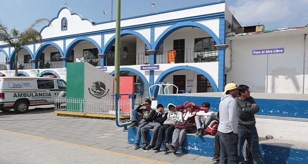 Comuna atiende a 121 planillas por renovación de juntas auxiliares