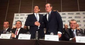 Carlos Salazar Lomelín es el nuevo presidente nacional del CCE