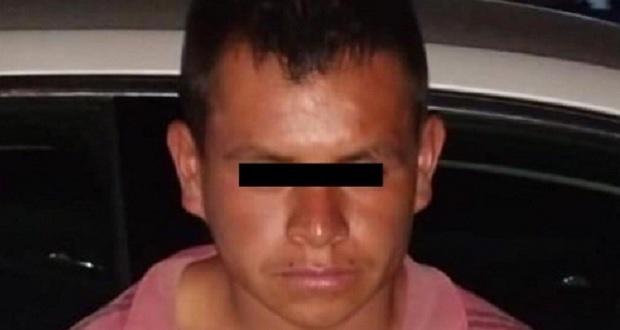 En Puebla fue detenido el acusado de asesinar a niña en Chalco