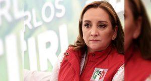 PRI y Morena, sin alianza para elección en Puebla: Ruiz Massieu