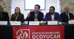 Concejo de Ocoyucan detecta anomalías por 69 mdp de Comuna pasada
