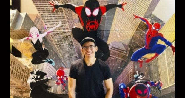 """Mexicano participó en animación de """"Spider-Man"""" nominada al Oscar"""