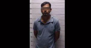 SSP detiene a hombre por violencia familiar en Lomas de San Jerónimo