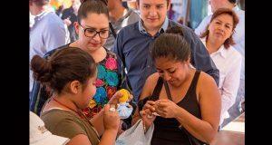 DIF municipal brinda servicios gratuitos en colonia Granja de San Isidro