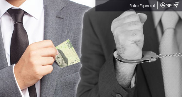 Delitos de servidores públicos de Puebla crecen 25.4% y la extorsión sube 46%