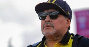 Dan de alta a Maradona en Argentina y asegura que volverá a Dorados