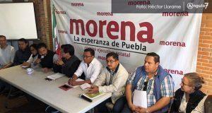 Dirigencia y consejo de Morena rechazan a Bracamonte como delegado en Puebla