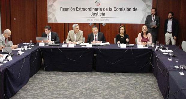 En Senado, aprueban a 27 candidatos para FGR; habrá 10 finalistas