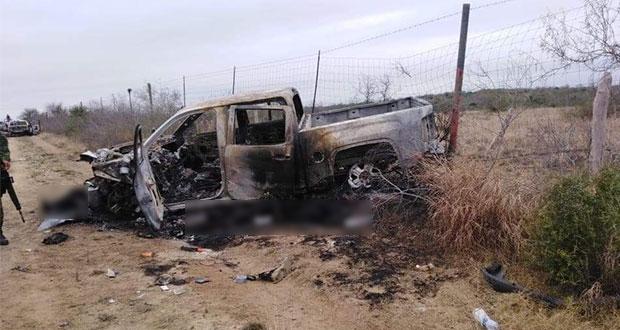 Enfrentamiento de bandas rivales deja 21 muertos en Tamaulipas