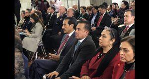 Esparza asiste a informe de OCDE sobre la educación en México
