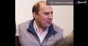 Manzanilla descarta ser dirigente del PES en Puebla