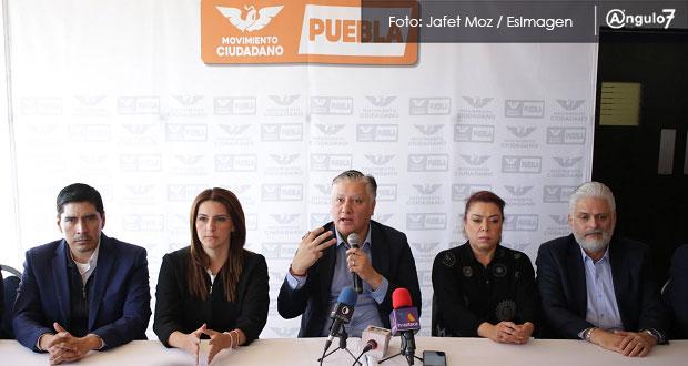 Morales traiciona al PAN y pide a Pacheco incluir a MC en gobierno interino