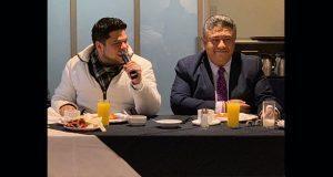 Sindemex y Biestro se reúnen; Romero pide reabrir cuenta de RMV