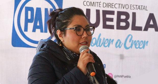 Huerta recula: asegura que PAN se prepara para elección en Puebla