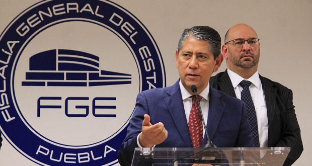 FGE de Puebla registra 44 feminicidios en 2018, 45% menos que Odesyr