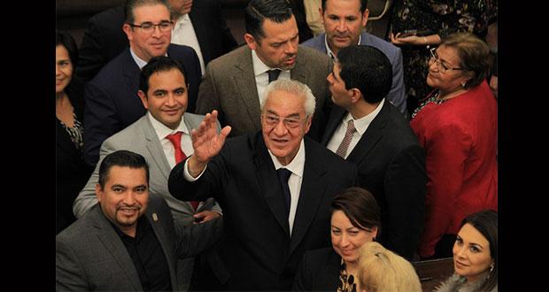 """PRI se """"enorgullece"""" de Pacheco y Morena prevé lograr acuerdos"""