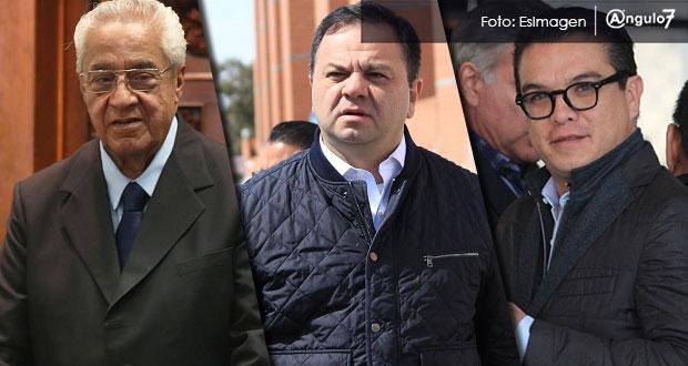 Gobierno interino se definirá entre Guillermo Pacheco, Rodríguez e Islas
