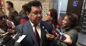 Héctor Alonso, diputado de Morena, se postula para gobernador interino