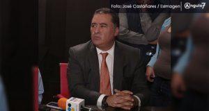Humberto Aguilar confirma aspiración a gubernatura interina por el PAN