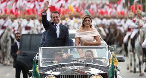 El ultraderechista Bolsonaro jura como nuevo presidente de Brasil