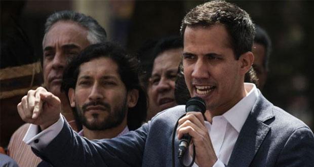 Detienen momentáneamente a presidente de Asamblea de Venezuela