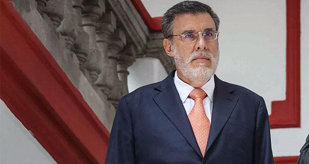 Scherer Ibarra, consejero jurídico de AMLO, deja revista Proceso