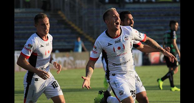 Lobos BUAP debuta con triunfo de 2-0 sobre Santos