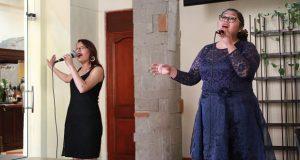 Poblanas se alistan para la XX Espartaqueada Cultural de Antorcha