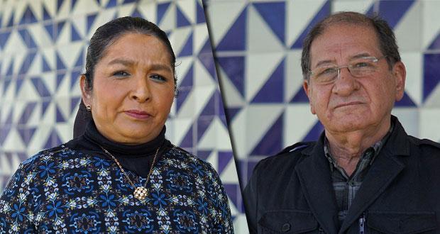 Lucía Ojeda va a Secretaría de Salud y Jesús Lorenzo al Issstep