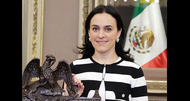 Mónica Rodríguez, nueva coordinadora del PAN en Congreso local